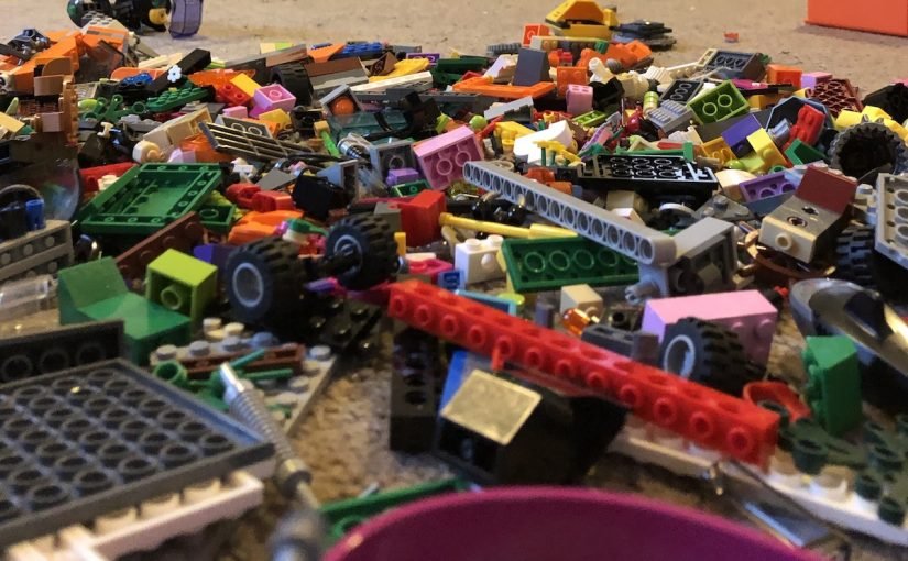 LEGO and Software – Part Roles